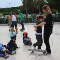 FULL TIME SKATEBOARD METHODOLOGY - ROMA GREEN SKATE DAY 2014 IMG_4745