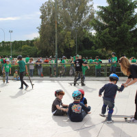 FULL TIME SKATEBOARD METHODOLOGY - ROMA GREEN SKATE DAY 2014 IMG_4751