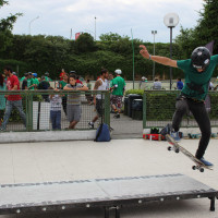 FULL TIME SKATEBOARD METHODOLOGY - ROMA GREEN SKATE DAY 2014 IMG_4763