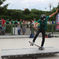 FULL TIME SKATEBOARD METHODOLOGY - ROMA GREEN SKATE DAY 2014 IMG_4764