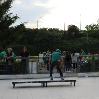FULL TIME SKATEBOARD METHODOLOGY - ROMA GREEN SKATE DAY 2014 IMG_4903