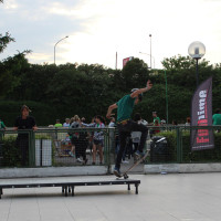 FULL TIME SKATEBOARD METHODOLOGY - ROMA GREEN SKATE DAY 2014 IMG_4904