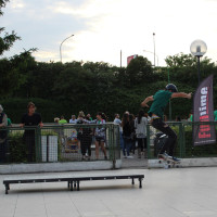 FULL TIME SKATEBOARD METHODOLOGY - ROMA GREEN SKATE DAY 2014 IMG_4905