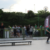 FULL TIME SKATEBOARD METHODOLOGY - ROMA GREEN SKATE DAY 2014 IMG_4907