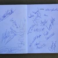 Il libro al mondiale di Skateboard 2011-1