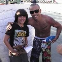 Il libro al mondiale di Skateboard 2011-12
