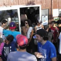 Il libro al mondiale di Skateboard 2011-14