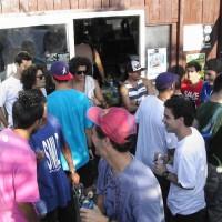 Il libro al mondiale di Skateboard 2011-19