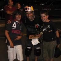 Il libro al mondiale di Skateboard 2011-2