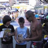 Il libro al mondiale di Skateboard 2011-22