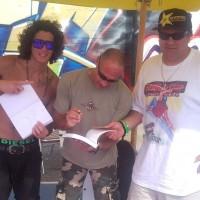 Il libro al mondiale di Skateboard 2011-4