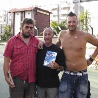 Il libro al mondiale di Skateboard 2011-5