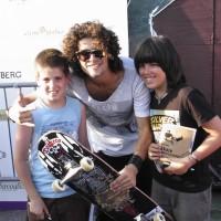 Il libro al mondiale di Skateboard 2011-6