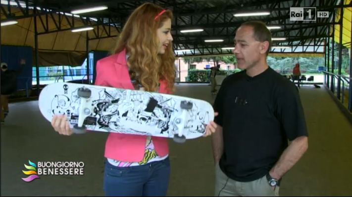 FULLTIMESKATEBOARD-lo skateboard su RAI 1