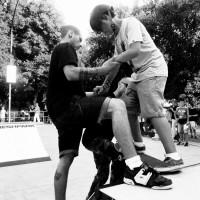 skateboard metodo full time paolo pica angelo bonanni frascati skating club villa torlonia 2014 DSCN5684