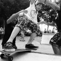 skateboard metodo full time paolo pica angelo bonanni  frascati skating club villa torlonia 2014 DSCN5714
