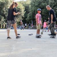skateboard metodo full time paolo pica  angelo bonanni frascati skating club villa torlonia 2014 IMG_5175