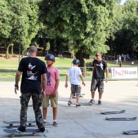 skateboard metodo full time paolo pica  angelo bonanni frascati skating club villa torlonia 2014 IMG_5181