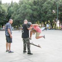 skateboard metodo full time paolo pica frascati skating club villa torlonia 2014 IMG_0642