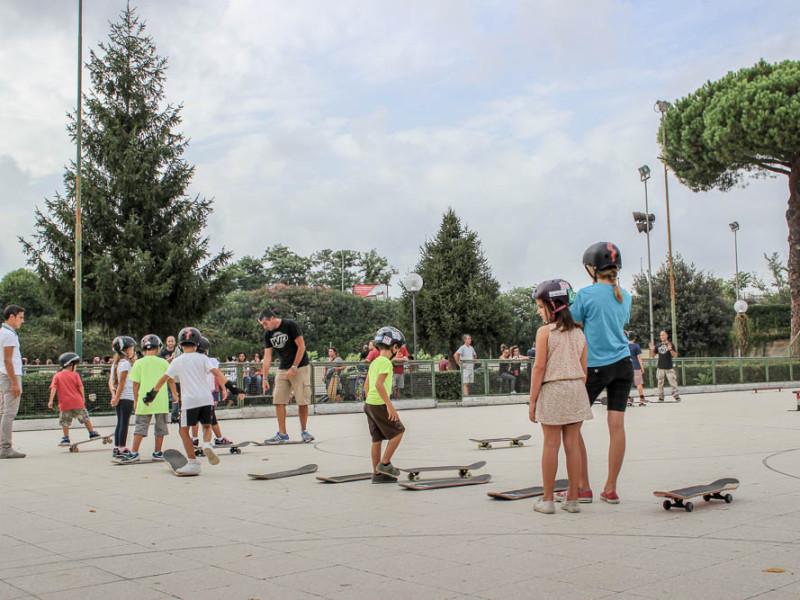 festival dei giovani-fihp lazio-roma tre fontane-metodo full time-Full Time Skateboard Methodology-paolo pica-roberto verbigrazia 1