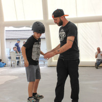 Full Time Skateboard Methodology-Simone Marcelli-WP worksop skateboard HSC 26-04-2015 IMG_6119