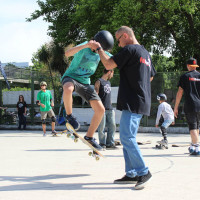 07-Full TimeSkateboard Methodology-Green Skate Day Roma 2015- Paolo Pica-Barbara Macali-Simone Marcelli
