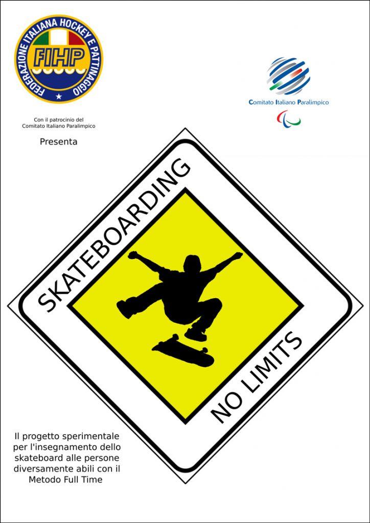 Copertina-Progetto-Skateboarding-no-limits-bordo-nero